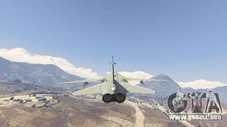 GTA 5 SU-24M sexta captura de pantalla