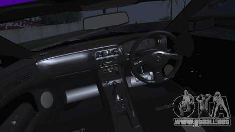 Nissan Silvia S14 Zenki BN Sports para la visión correcta GTA San Andreas