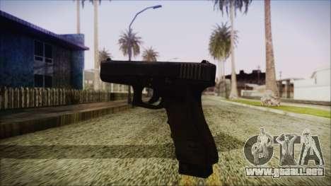 PayDay 2 Chimano 88 para GTA San Andreas segunda pantalla