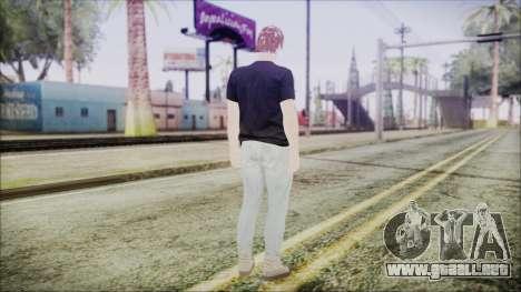GTA Online Skin 43 para GTA San Andreas tercera pantalla