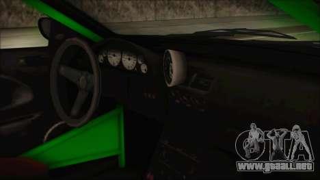 GTA 5 Sentinel RS para la visión correcta GTA San Andreas