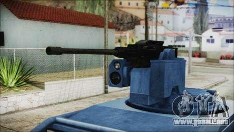 GTA 5 HVY Insurgent Pick-Up IVF para la visión correcta GTA San Andreas