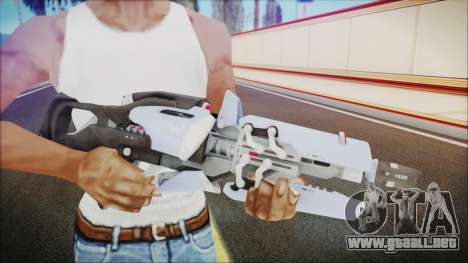 Widowmaker - Overwatch Sniper Rifle para GTA San Andreas tercera pantalla