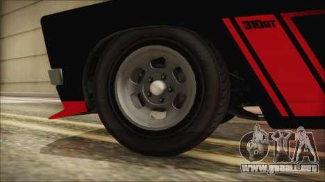 GTA 5 Declasse Tampa IVF para GTA San Andreas vista posterior izquierda