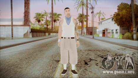 GTA 5 LS Vagos 2 para GTA San Andreas segunda pantalla