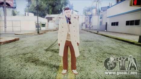 GTA Online Skin 9 para GTA San Andreas segunda pantalla