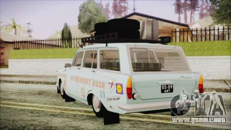 Moskvich 427 Rally v0.5 para GTA San Andreas left