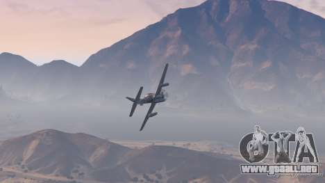 GTA 5 Embraer A-29B Super Tucano House octavo captura de pantalla