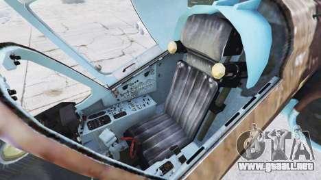 GTA 5 Su-25 v1.1 sexta captura de pantalla