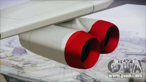 GTA 5 Cargo Plane para la visión correcta GTA San Andreas