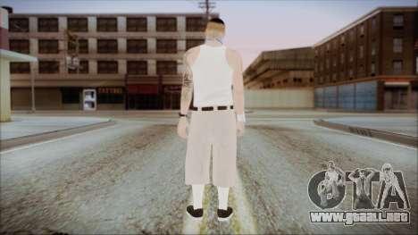 GTA 5 LS Vagos 2 para GTA San Andreas tercera pantalla