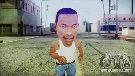 Mini CJ para GTA San Andreas