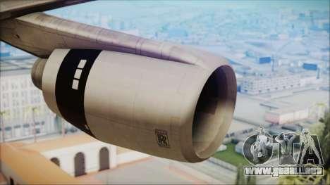 Lockheed L-1011 TriStar Prototype para la visión correcta GTA San Andreas