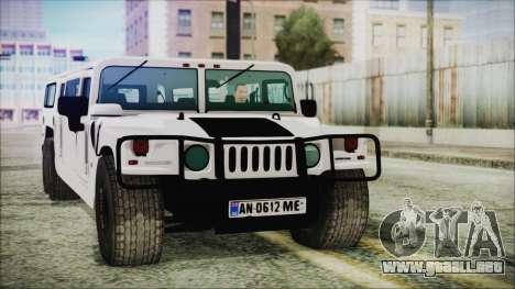 Hummer H1 Limo 6x6 para GTA San Andreas