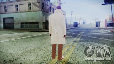 GTA Online Skin 9 para GTA San Andreas tercera pantalla