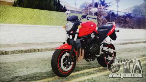 Suzuki Bandit 1250N para GTA San Andreas