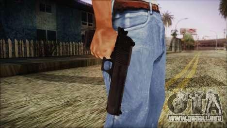 PayDay 2 Deagle para GTA San Andreas