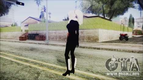 Diegos Cat para GTA San Andreas tercera pantalla