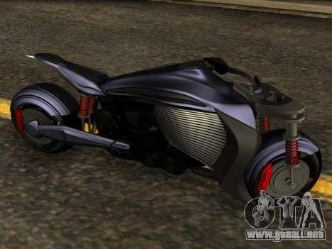 Krol Taurus concept HD ADOM v2.0 para GTA San Andreas left