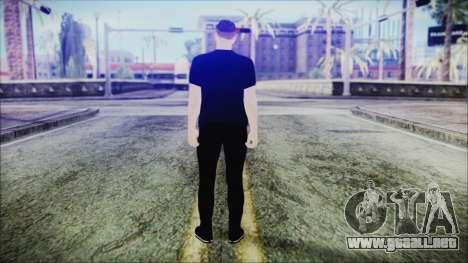 GTA Online Skin 24 para GTA San Andreas tercera pantalla