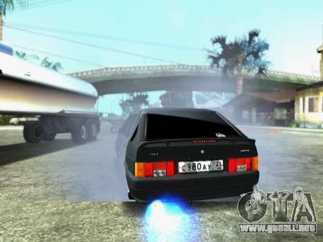 2114 para la visión correcta GTA San Andreas