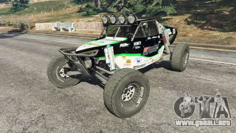 GTA 5 Ickler Jimco Buggy [Beta] vista lateral derecha