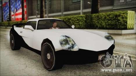 BETA Yakuza Shark para GTA San Andreas
