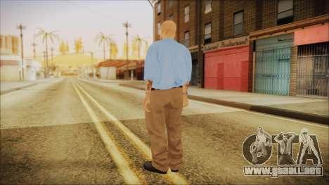 GTA 5 LS Vagos 3 para GTA San Andreas tercera pantalla