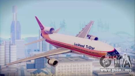 Lockheed L-1011 TriStar Prototype para GTA San Andreas