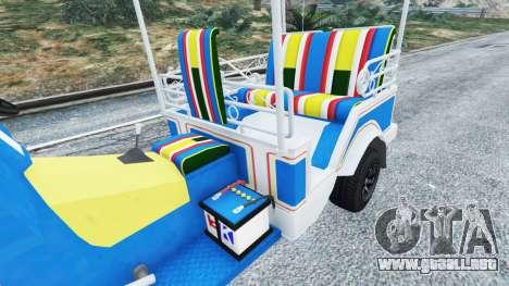 Tuk-Tuk para GTA 5