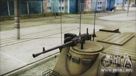 BTR-50 para la visión correcta GTA San Andreas