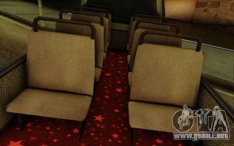 TMZ Tourbus para la visión correcta GTA San Andreas