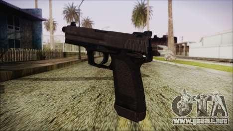 PayDay 2 Interceptor .45 para GTA San Andreas segunda pantalla
