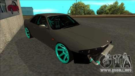 Nissan Skyline R33 Drift para GTA San Andreas left