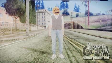 GTA Online Skin 33 para GTA San Andreas segunda pantalla