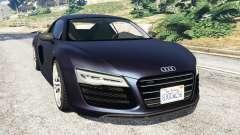 Audi R8 Quattro para GTA 5