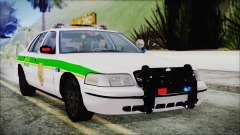 Ford Crown Victoria Miami Dade v2.0 para GTA San Andreas
