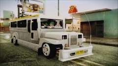 Markshop Jeepney