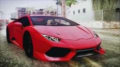 Lamborghini Huracan LP610-4 Novitec Torado 2015 para GTA San Andreas