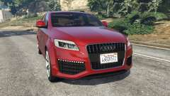 Audi Q7 2010 para GTA 5
