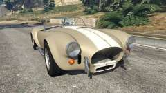 AC Cobra v1.3 para GTA 5