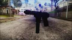 TEC-9 Tiger Stripe