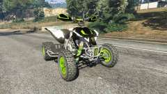 Yamaha YZF 450 ATV Monster Energy