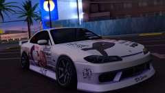 Nissan Silvia S15 Daily Drifters para GTA San Andreas