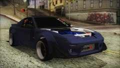 Nissan 180SX Rocket Bunny Edition para GTA San Andreas