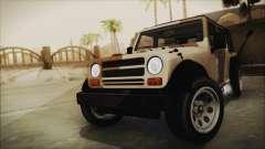 GTA 5 Canis Crusader para GTA San Andreas