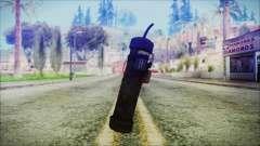 Pipe Bomb Reborn para GTA San Andreas