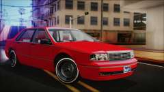 GTA 5 Albany Primo Custom No Interior