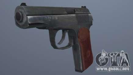La Pistola Makarov para GTA San Andreas
