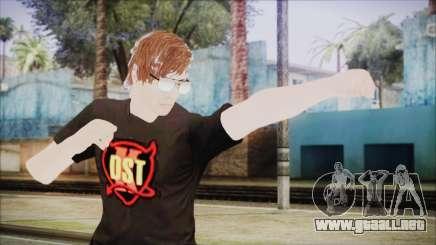 GTA Online Skin 43 para GTA San Andreas